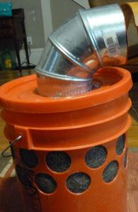 Going camping and it is hot hot hot????  Well, make this homemade swamp cooler for your tent, and get some cool air for your tent.  Pretty rad! #Camping #Outdoors #Cooler