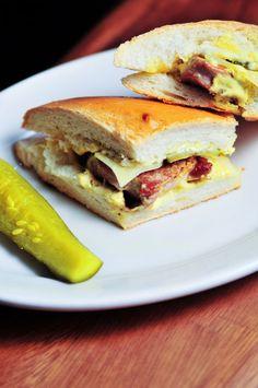 Cuban Sandwich Recipe from @addapinch | Robyn Stone