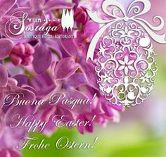 Happy Easter from the team at Villa Sostaga Boutique Hotel