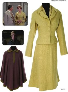 Wow!  Maria's gold suit from the film still looks just as fabulous today. #soundofmusic #costume http://www.edelweisspatterns.com/blog/?p=3950