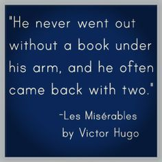 Victor Hugo, Les Miserables