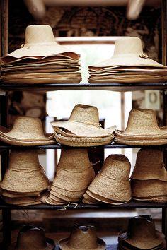 Straw Hat Shop <3