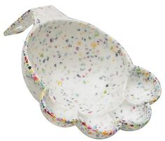 ORE Pet Recycled Melamine Paw Pet Food Scoop - Free Shipping