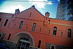The Gerding Theater at the Armory, home of Portland Center Stage!