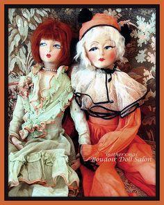 boudoir doll etta blossom