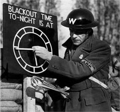 24 Apr 45: After five and a half long years, nightly blackouts are finally lifted throughout England with the exception of certain coastal areas. Thousands of Britons died in road accidents during the Blackout, due to the lack of street lighting and dimmed traffic lights. Countless others were injured tripping, falling down steps or bumping into things because they could not see in the darkness. #WWII #History