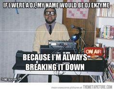 HA! nerd humor...