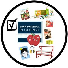 Back-to-school home literacy resources from A to Z