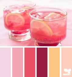 refreshing pink
