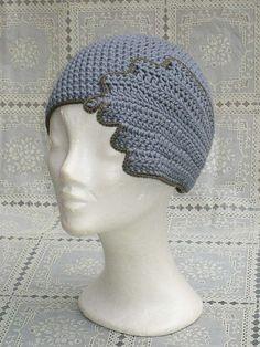crochet very 1920s Downton Abbey