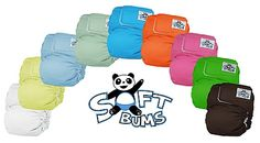 SoftBums is an awesome Made in USA cloth diaper manufacturer in Andover, Minnesota, and a Real Diaper Association supporter.