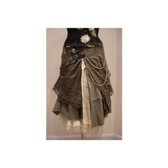 :::: OutsaPop Trashion Recycled Style DIY Fashion ::::: steampunk found on Polyvore
