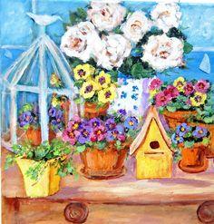 My Painted Garden