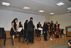 OCASS se apresentou pela segunda vez na FMB. Integrantes da orquestra são aplaudidos pela plateia.