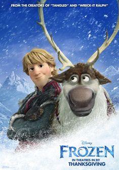 Frozen Kristoff/Sven