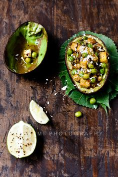 Oven Baked Avocado by Laksmi W | MUST do this!!