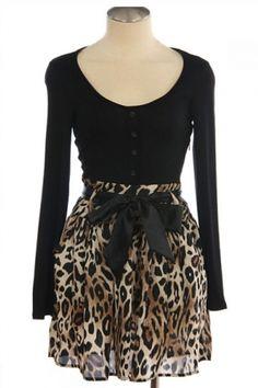 cheetah outfits, cheetah print clothes, cheetah print clothing, animal prints, closet, cheetah dresses, cheetahs outfits, bow, leopard prints
