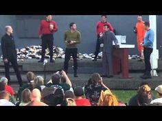 """▶ Trek in the Park 2013 """"Tribbles Hate Klingons"""" - YouTube"""