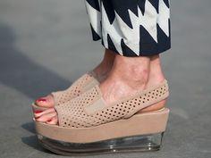 Bonjour, Paris: Stella McCartney shoes