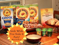 Honey Bunches of Oats Breakfast + Smile While You Shake It $500 #Giveaway!! #ad #bunchofbeats