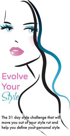 The 31 Day Challenge That Will Get You Out of Your Style Rut and Evolve Your Personal Style | Inside Out Style - i wonder if this is good.
