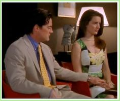 Charlotte and Trey's matchy-matchy look in Season 4 Episode 11: Coulda, Woulda, Shoulda | #fashion #charlotteyork #sexandthecity