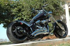 2008 Rocker C FXCWC w/ Heartland Kit