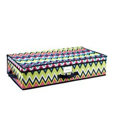 Take a look at this Margarita Under-Bed Storage Box by The MacBeth Collection on #zulily today!