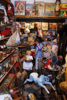 Victorian Toys and Games | victorian toy shop