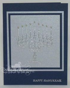 Elegant Hanukkah