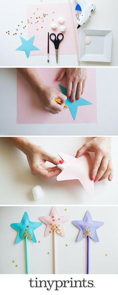 DIY Birthday Princes