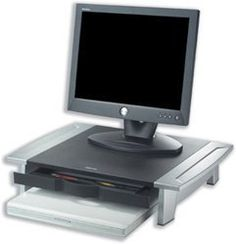 Amazon.com: Consumer Electronic Products Fellowes Office Suites Monitor Riser (8031101) Supply Store: Office Products
