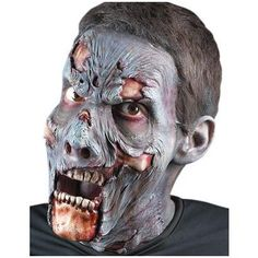 Scary #Zombie Theme #Halloween Party Favors and Frightful Decorating Ideas #article