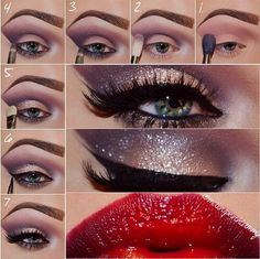 Sexy makeup look ♥♥