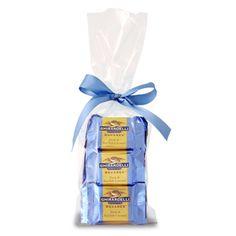 Dark & Sea Salt Caramel SQUARES Gift Bag (Ghirardelli - 4% donation)