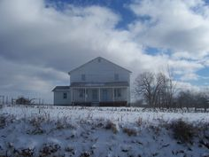 Amish Home. New Wilmington, Pa