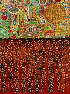 Percolations by Colin~Johnson ...#patterns #motifs