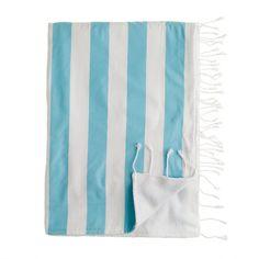 Nine Space™ for J.Crew beach towel