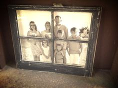 decor, window pictur, craft, recycled doors and windows, picture door frame, custom pictur, picture frames, window with pictures, pictur frame