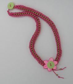 spool knit, wonder knitter, clover wonder, french knitter, knitter pattern