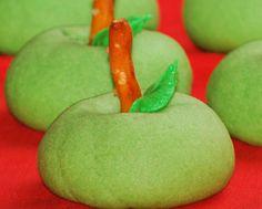 Apple Cookies {so cute!}
