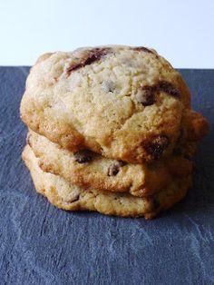 Blog de recettes Weight Watchers Propoint... Ou pas!: Cookies au chocolat - Weight Watchers Propoint