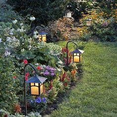 Creative Garden Design | Creative Garden Light Id...