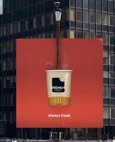 McCafe by Leo Burnett, Chicago // creative advertising