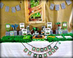 Minecraft-Themed Birthday Party - Project Nursery