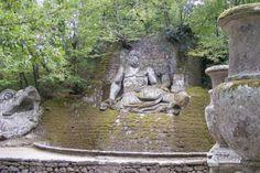 bomarzo-garden