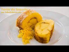 ▶ Receita de Torta de Iogurte - YouTube