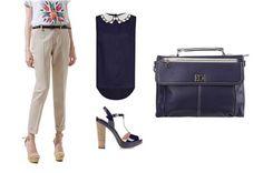 Look 'working girl' de #primavera de @Mango, #Zara y @Salvador Bachiller