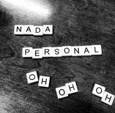 Nada personal - Soda stereo