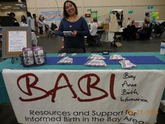 Megan Mata with BABI, resources + support for informed BIRTH in the BAY AREA. bayareabirthinfo.org.